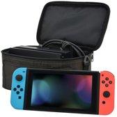 Shop4 - Nintendo Switch - Grote Opbergtas Zwart