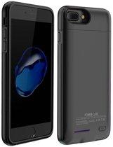 iPhone 6 / 6s / 7 3000 mAh Zwart   Powerbank case hoes    WN™