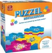 Afbeelding van Puzzelsorteerbakjes - King - Stapelbaar - 6 Stuks speelgoed