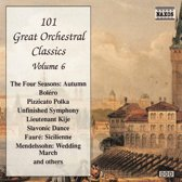 101 Great Orchestral Classics - Volume 6