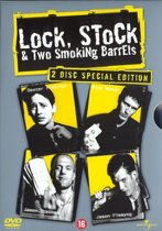 DVD cover van Lock Stock & Two Smoking Barrels (2DVD)(Special Edition)