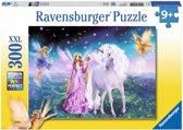 Ravensburger puzzel magische eenhoorn 300 stukjes