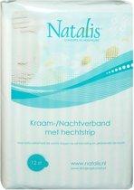 Natalis Kraam- /Nachtverband - 12 stuks - Maandverband