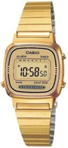 Casio Collection LA670WEGA-9EF - Horloge - 24.6 mm - Staal - Goudkleurig