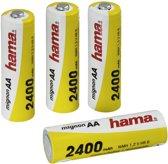 Hama Ready4Power Rechargeable battery Nikkel-Metaalhydride (NiMH)