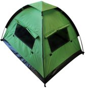 Alcott Explorer Honden Tent Groen - 71X89X114 CM