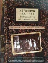 Nijmegen '44 - '45 Oorlogsdagboek van Trees Schretlen