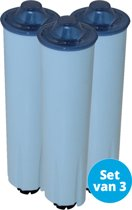3X Scanpart Waterfilter voor Jura Blue waterfilter
