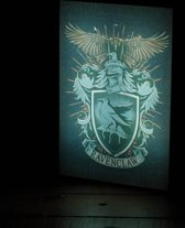 Harry Potter: Ravenclaw - Luminart- Poster