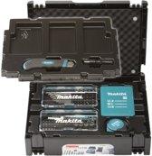 Makita Accessoires B-49731 116-delige accessoireset