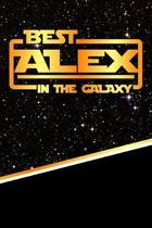 The Best Alex in the Galaxy