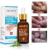 Aliver Nagel herstel olie - Anti-Schimmel - Natuurlijke Nagel behandeling -