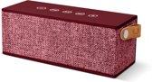 Fresh 'n Rebel Rockbox Brick Fabriq - Bluetooth Speaker - Rood