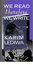 We Read therefore We Write