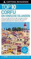 Capitool Reisgids Top 10 Corfu en de Ionische eilanden