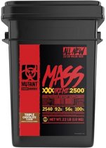 Mutant Mass XXTreme 2500 10000gr Triple Choco
