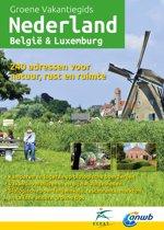 Groene Vakantiegids - Nederland, Belgie en Luxemburg
