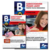 Auto Theorieboek Rijbewijs B Pools + kaart 5 uur examentraining Pools