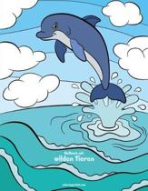 Malbuch Mit Wilden Tieren 2