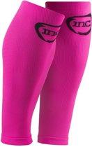 INC Competition Calf Sleeves Roze/Zwart - maat M