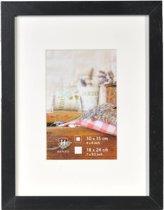 Henzo JARDIN - Fotolijst - 18 x 24 cm - Fotoformaat 18 x 24 / 13 x 18 cm - Zwart