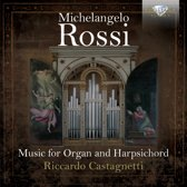 Rossi: Music For Organ And Harpsich