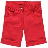 Losan meisjeskleding - Rode bermuda - x16-9031-610 - Maat 92