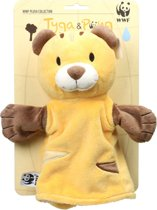 WWF Tyga & Pong Handpop Tyga -23 cm