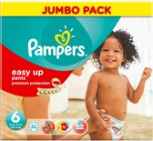 Pampers Easy Up - Maat 6 Jumbo Pack 52 luiers