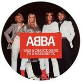 Take A Chance On Me (7 inch Pictue Disc)