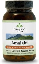 Biologische Amalaki (90 Veggie Capsules) -  Organic India