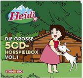 Heidi - Die Grosse 5-Cd Horspielbox Vol.1