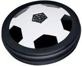 Toyrific Airvoetbal Disk Zwart/wit 18 X 6 Cm