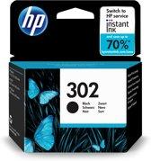HP 302 - Inktcartridges / Zwart