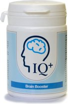 IQ+ Brain Energy Booster - 30 capsules - 100% Natuurlijke concentratie