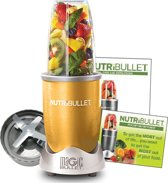 NutriBullet 600 Series - Blender - 5-delig - Goud
