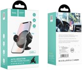 Premium Auto Telefoonhouder + Infrarood Sensor - Dashboard of Luchtrooster - Hoco CA35 Lite