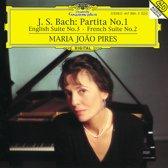 Bach: Partita no 1, etc / Maria Joao Pires