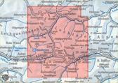 DAV Alpenvereinskarte 03/2 Lechtaler Alpen Arlberggebiet 1 : 25 000