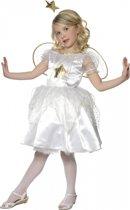 Engel jurkje voor meisjes 128-140 (7-9 jaar)