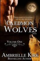 Caedmon Wolves (3 Book Bundle) Volume I
