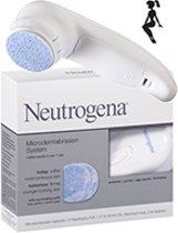 Neutrogena Microdermabrasion System voor Microdermabrasie van de Huid tegen Huidveroudering en Acne