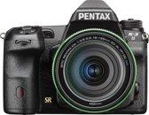 Pentax K-3 II + SMC PENTAX-DA 18-135mm