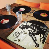 MikaMax - Vinyl Placemats - 4 stuks