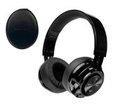 PowerLocus P3 draadloze Over-Ear Koptelefoon P3 Inklapbaar - Bluetooth - Met microfoon