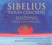 Sibelius: Violin Concertos