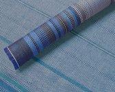 Arisol Classic - Tenttapijt - 5x2.5 meter - Blauw Gestreept