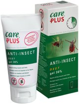 Care Plus Deet 30% anti-insect gel - 20 ml
