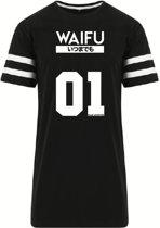 WAIFU shirt Kpop Jpop Streetwear Women/men