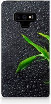 Samsung Galaxy Note 9 Standcase Hoesje Design Orchidee